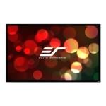 ezFrame2 Series - Projection screen - 100 in (100 in) - 16:9 - CineWhite