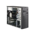 Super Micro Supermicro SuperWorkstation 5038A-I - MDT - RAM 0 MB - no HDD - no graphics - GigE - Monitor : none SYS-5038A-I