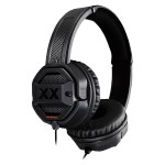 HA-SR50X - Xtreme Xplosives - headphones with mic - full size - 3.5 mm jack