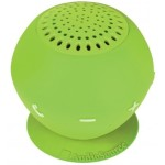 SP2GRE Sound pOp 2 Water-Resistant Bluetooth Speaker - Green