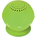 Audio Source SP2GRE Sound pOp 2 Water-Resistant Bluetooth Speaker - Green SP2GRE