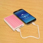 Emergency Battery Bricks 4200 mAh - Pink