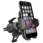 Fully Adjustable Car Vent Mount for Smartphones and most GPS