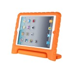ArmorBox Kido - Back cover for tablet - silicone, polycarbonate - orange - for Apple iPad mini; iPad mini 2; 3