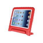 ArmorBox Kido - Back cover for tablet - silicone, polycarbonate - red - for Apple iPad mini; iPad mini 2; 3