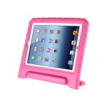 ArmorBox Kido - Back cover for tablet - silicone, polycarbonate - pink - for Apple iPad mini; iPad mini 2; 3