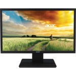 "V246HQL - LED monitor - 23.6"" - 1920 x 1080 Full HD (1080p) - TN - 300 cd/m² - 5 ms - HDMI, DVI, VGA - black"