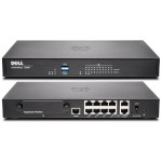 Dell SonicWall TZ600 Network Security Firewall - Security appliance - 10 ports - 10Mb LAN, 100Mb LAN, GigE 01-SSC-0210
