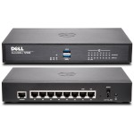 SonicWall TZ500 Network Security Firewall - Security appliance - 8 ports - 10Mb LAN, 100Mb LAN, GigE 01-SSC-0211