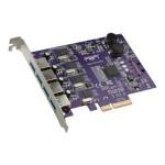 Allegro Pro USB 3.0 PCIe - USB adapter - PCIe 2.0 x4 - USB 3.0 x 4