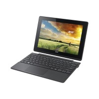 "Acer Aspire Switch 10 E SW3-013-15U9 - Tablet - with keyboard dock - Atom Z3735F / 1.33 GHz - Win 8.1 with Bing 32-bit - 2 GB RAM - 64 GB eMMC - 10.1"" IPS touchscreen 1280 x 800 - HD Graphics - gray, black NT.MX3AA.004"