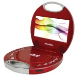 "Sylvania SYLVANIA SDVD7046-RED 7"" PORTABLE DVD P SDVD7046-RED"