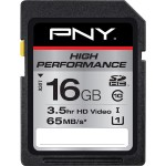 16GB High Performance High Speed SDHC Class 10 UHS-I, U1 up to 65MB/sec Flash Memory Card