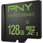 128GB High Performance UHS-I microSDXC Memory Card U1, Class 10