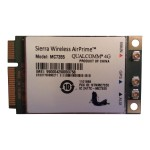 Sierra Wireless AirPrime EM7355 - Wireless cellular modem - M.2 Card - GSM, CDMA, GPRS, EDGE, HSPA+, LTE - 150 Mbps