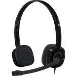 Logitech Stereo H151 - Headset - on-ear 981-000587