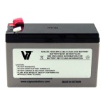 RBC17- - UPS battery - 1 x lead acid - for P/N: 515-970, BE650G, BE650Y-IN, BE700-AZ, BE700-CP, BE700-RS, BE750G, BE750G-CN, BN700MC
