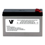 RBC2- - UPS battery - 1 x lead acid - for P/N: BE500TW, BE550-CP, BK250B, BK280B, BK400B, BK500-CH, BP280, BP280C, BX900R-CN