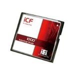 iCF 1000+ - Flash memory card - 1 GB - CompactFlash
