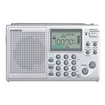 TS-405 - Worldband radio - silver