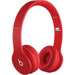 New England Technology Beats Solo HD - Drenched in Red MH9G2AM/A