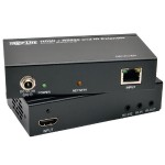 HDBaseT Lite HDMI Over Cat5e/6/6a Extender Kit with Serial and IR Control, 4Kx2K UHD / 1080p, Up to 230-ft. (70M)