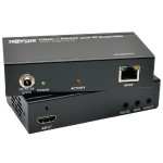 TrippLite HDBaseT HDMI Over Cat5e/6/6a Extender Kit with Serial and IR Control, 1080p, Up to 500-ft. (150M) BHDBT-K-SI-ER