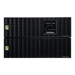 Cyberpower Smart App Online OL10KRT3UHW - UPS ( rack-mountable / external ) - AC 200-240 V - 9000 Watt - 10000 VA 9 Ah - RS-232, USB - output connectors: 1 - 6U OL10KRT3UHW