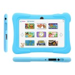 "Tablet Express Dragon Touch Y88X Kids - Tablet - Android 4.4 (KitKat) - 8 GB - 7"" TFT ( 1024 x 600 ) - blue Y88X KIDS BL"