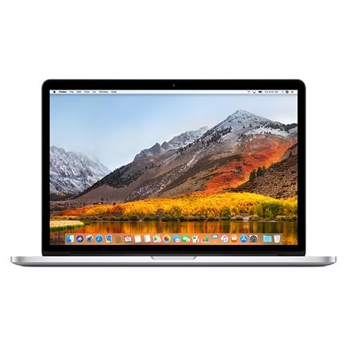 MacBook Pro with Retina display - Core i7 2.2 GHz - OS X 10.12 Sierra - 16 GB RAM - 256 GB flash storage - 15.4