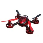 Odyssey Toys Odyssey QR-12 Shadow Remote-Controlled Drone with High-Definition Camera and 2 GB Mini SD Card and Reader ODY-1392