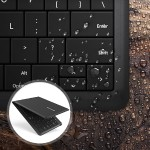 Universal Foldable Keyboard - Keyboard - Bluetooth - English - North American layout - for Surface