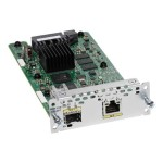 Cisco WAN Network Interface Module - Expansion module - combo Gigabit SFP x 1 NIM-1GE-CU-SFP=