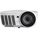 Optoma EH415ST - DLP projector - 3D - 3500 ANSI lumens - 1920 x 1080 - 16:9 - HD 1080p - short-throw zoom lens EH415ST