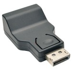 DisplayPort 1.2 to VGA Compact Adapter Converter (DP-Male to VGA-Female)