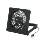 Royal Sovereign DFN-04 - USB fan - black DFN-04