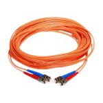 Network cable - SC multi-mode (M) to LC multi-mode (M) - 30 ft - fiber optic - 62.5 / 125 micron - OM1 - orange