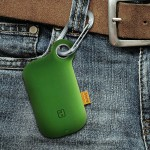 5200mAh Carabiner Battery for iPhones and Smartphones - Green
