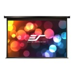 Spectrum Series Electric125H-AUHD - Projection screen - motorized - 125 in ( 318 cm ) - 16:9 - AcousticPro UHD - black
