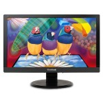 "20"" (19.5'' viewable) Full HD LED monitor with SuperClear MVA Panel Technology"