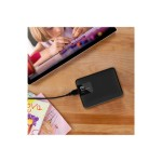 2TB My Passport Ultra Portable USB 3.0 External Hard Drive - Black