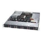 "Supermicro SuperServer 1028R-WTNR - Server - rack-mountable - 1U - 2-way - RAM 0 MB - SATA/PCI Express - hot-swap 2.5"" - no HDD - AST2400 - GigE - no OS - monitor: none"