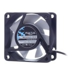 Silent Series R3 - Case fan - 60 mm - black, white