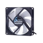 Silent Series R3 - Case fan - 92 mm - black, white