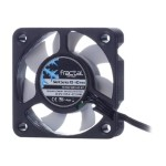Silent Series R3 - Case fan - 40 mm - black, white