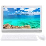 "Acer Chromebase DC221HQ BWMICZ NVIDIA Tegra K1 Quad-Core 2.10GHz All-in-One Desktop - 4GB RAM, 16GB SSD, 21.5"" LED Full HD, Fast Ethernet, 802.11a/b/g/n, Bluetooth, Webcam, White UM.WD1AA.B01"