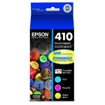 T410 Multipack - 4-pack - photo black, yellow, cyan, magenta - original - ink cartridge - for Expression Home XP-530, 630, 830; Expression Premium XP-530, 630, 640, 645, 830