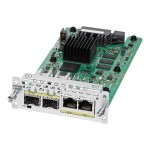 Cisco WAN Network Interface Module - Expansion module - combo Gigabit SFP x 2 - for  4451-X NIM-2GE-CU-SFP=