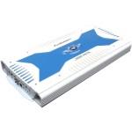 Elite Series Waterproof Bluetooth Amplifier, Bridgeable 3000 Watt 8-Channel Amp