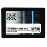 "Edge Memory E3 - Solid state drive - 512 GB - internal - 2.5"" - SATA 6Gb/s PE246532"
